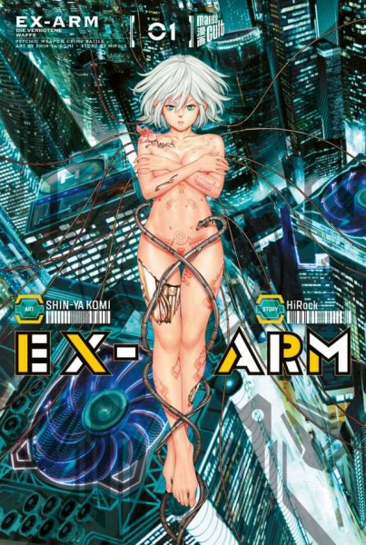 Ex-Arm 01: Die verbotene Waffe Cover