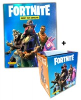 Fortnite Stickerkollektion - Fortnite-Box-Bundle