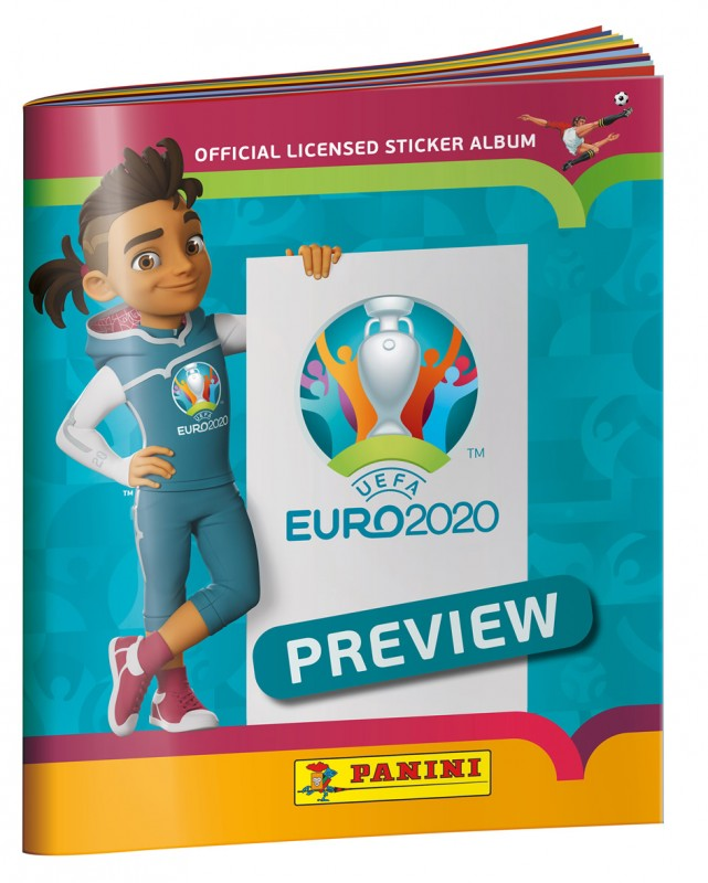 UEFA EURO 2020™ The Official Preview Collection - Sticker
