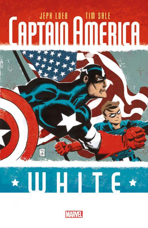 Captain America: White Comic Salon...