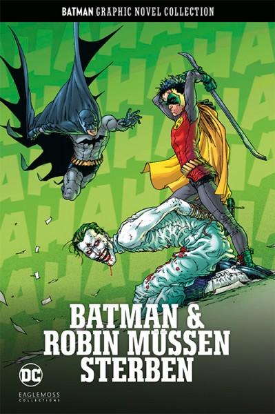 Batman Graphic Novel Collection 25: Batman & Robin müssen sterben