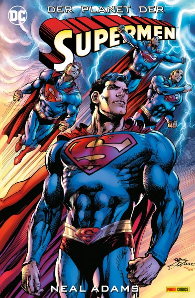 Superman: Der Planet der Supermen