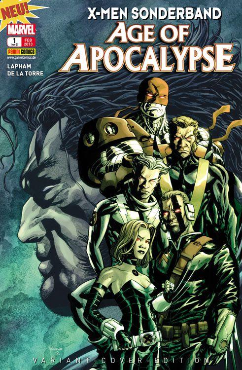 X-Men Sonderband - Age of Apocalypse...