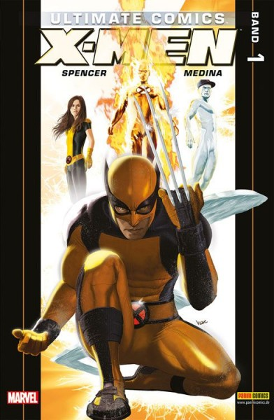 Ultimate Comics: X-Men 1
