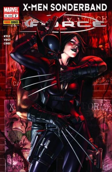 X-Men Sonderband: X-Force 2