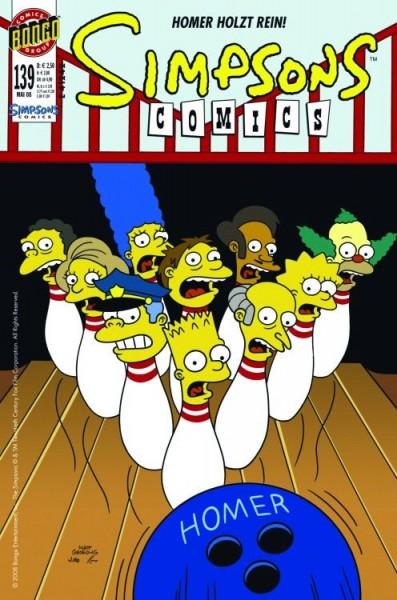 Simpsons Comics 139