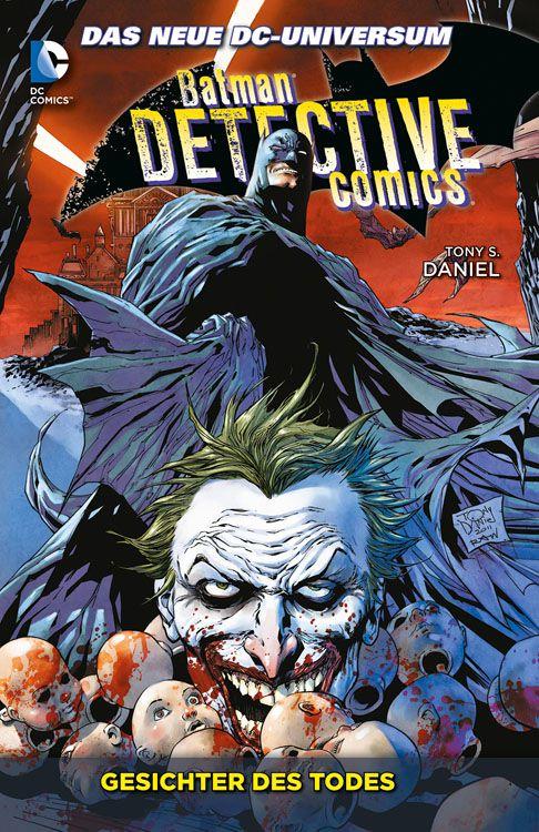 Batman: Detective Comics 1: Gesichter...