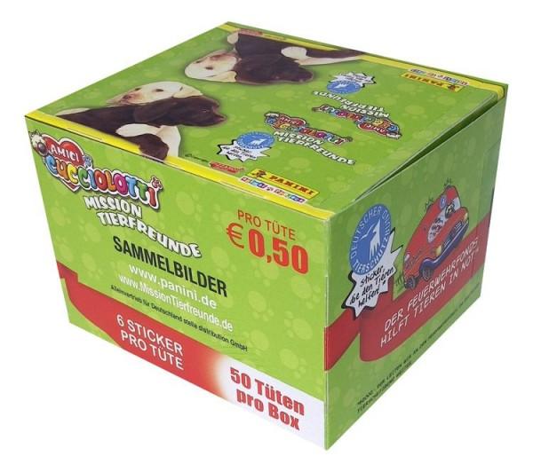 Amici Cucciolotti: Mission Tierfreunde - Box mit 50 Tüten
