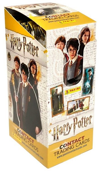 Harry Potter: Contact Trading Cards - Box