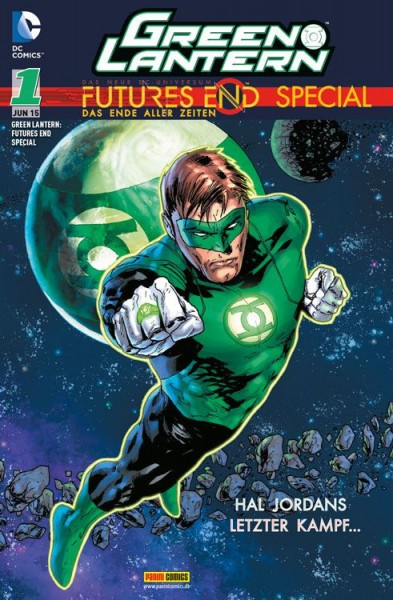 Green Lantern: Futures End Special 1