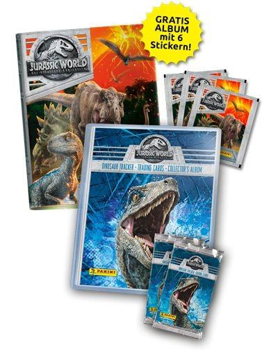 Jurassic World Movie - Schnupper-Bundle