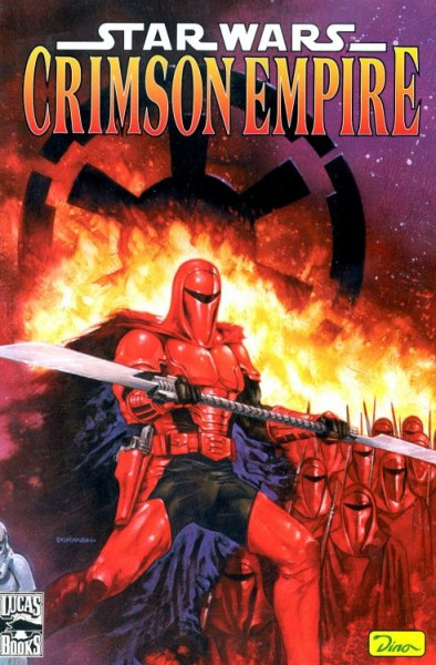 Star Wars: Masters 3 - Crimson Empire I