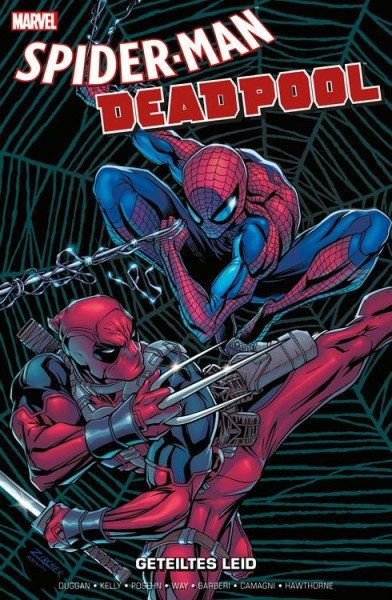 Spider-Man/Deadpool: Geteiltes Leid