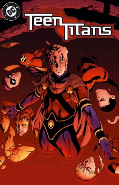 Teen Titans Sonderband 3: Das Blut des Raben