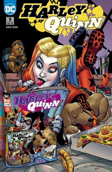 Harley Quinn 9: Totales Chaos