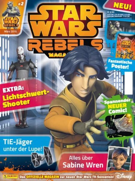 Star Wars: Rebels - Magazin 2