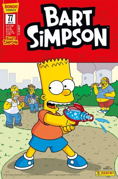 Bart Simpson Comics 77