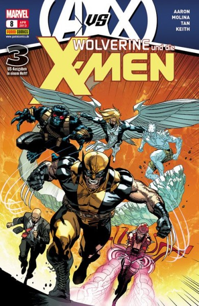 Wolverine & die X-Men 8