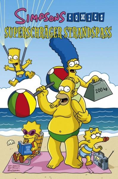 Simpsons Sonderband 16: Superschräger Strandspaß
