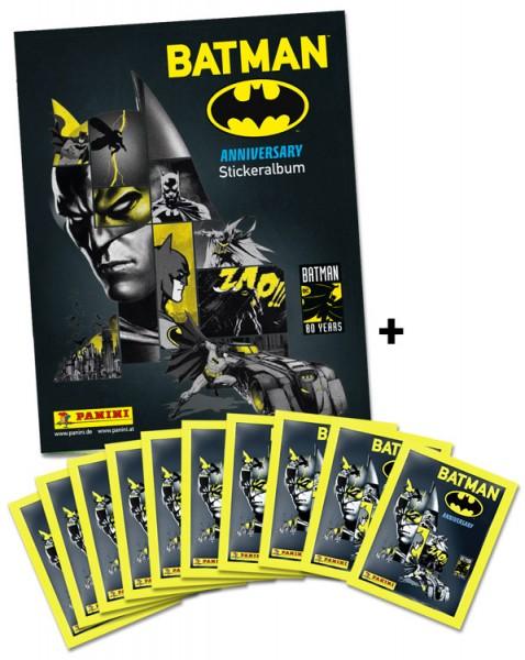 80 Jahre Batman Jubiläumskollektion– Schnupperbundle