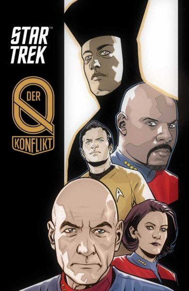 Star Trek 17: Der Q-Konflikt Cover