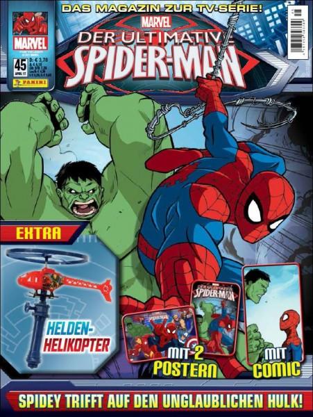 Der ultimative Spider-Man - Magazin 45