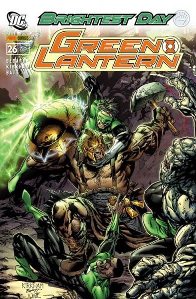 Green Lantern 26: Das Geheimnis des Waffenmeisters