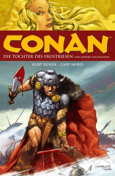 Conan 1: Die Tochter des Frostriesen und andere Geschichten