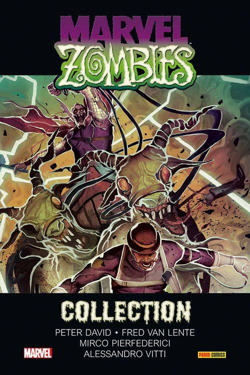 Marvel Zombies Collection 4