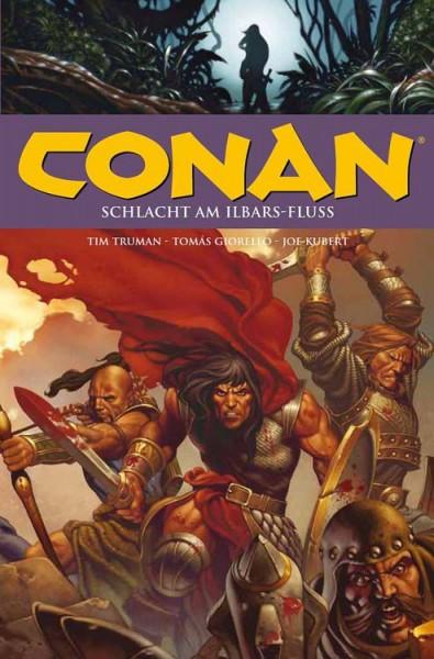Conan 16: Schlacht am Ilbars-Fluss