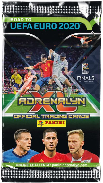 Road To Uefa Euro 2020 Adrenalyn Xl Tute