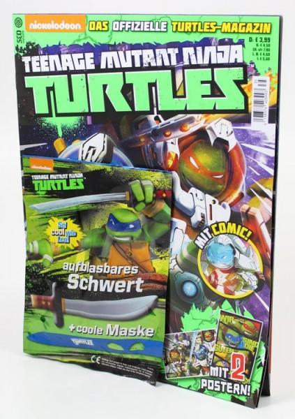 Teenage Mutant Ninja Turtles - Magazin 35