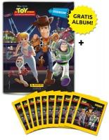 Disney Toy Story 4 - Sticker und Sammelkarten - Schnupperbundle