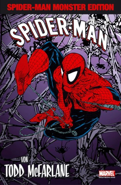 Spider-Man Monster Edition: Spider-Man von Todd Mcfarlane
