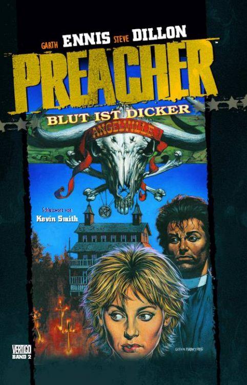 Preacher 2: Blut ist dicker