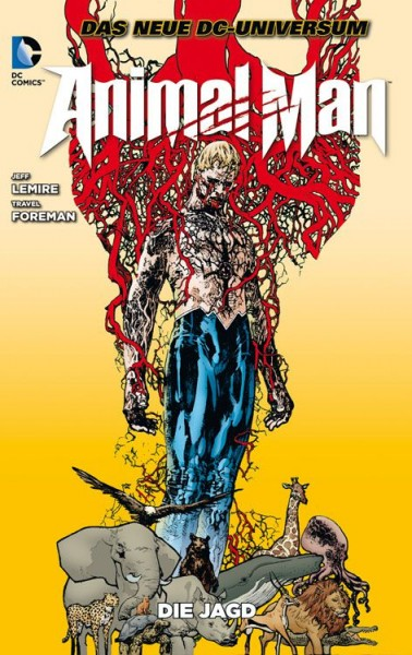 Animal Man 1: Die Jagd