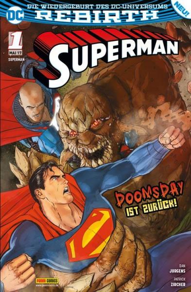 Superman 1: Doomsday ist zurück