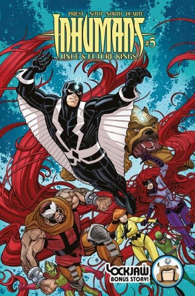Inhumans: Erben der Macht Variant