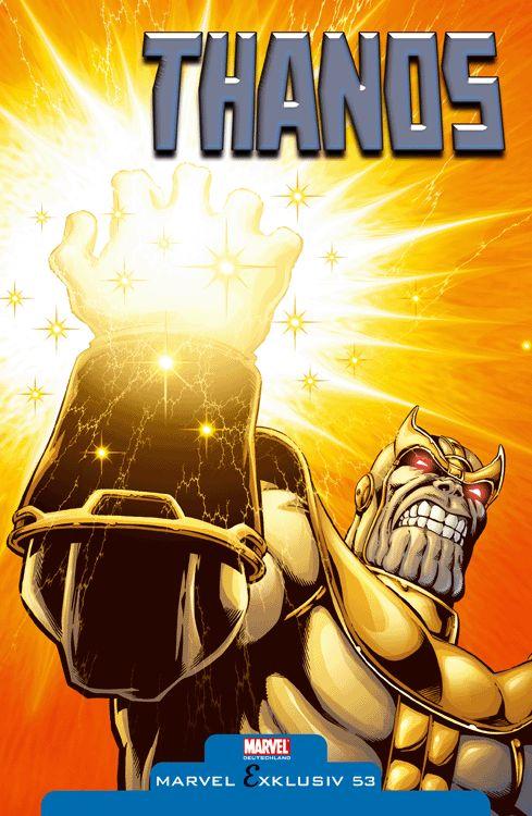 Marvel Exklusiv 53: Thanos