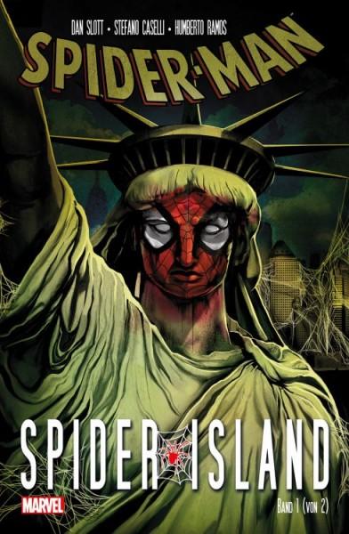 Spider-Man: Spider-Island 1
