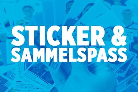Panini Sticker und Sammelspass