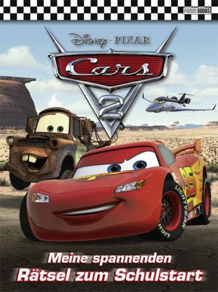 Disney Cars 2 - Meine spannenden Rätsel zum Schulstart