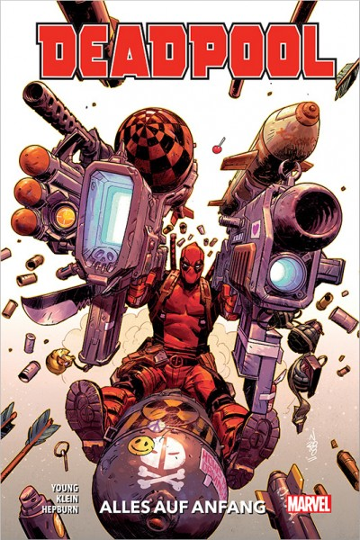 Deadpool Paperback 1: Alles auf Anfang Hardcover
