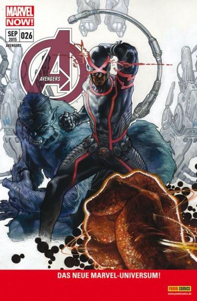 Avengers 26 (2013)