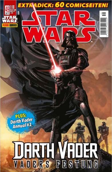 Star Wars 49: Darth Vader - Vaders Festung - Das Finale (Kiosk-Ausgabe)