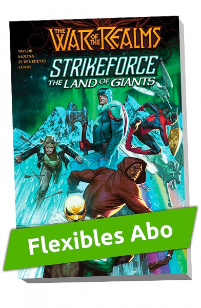 Flexibles Abo - War of the Realms Sonderband
