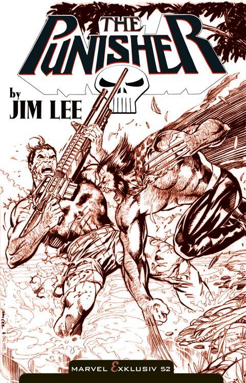 Marvel Exklusiv 52: Punisher