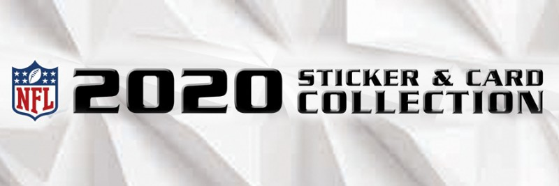 NFL Sticker & Trading Card Collection - Banner