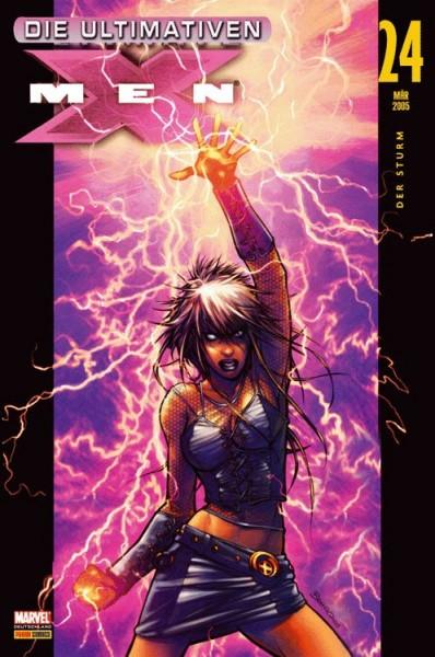 Die Ultimativen X-Men 24