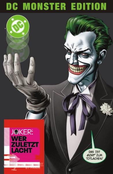 DC Monster Edition 1: Joker - Wer zuletzt lacht